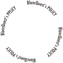 Blanc Quest Policy accent